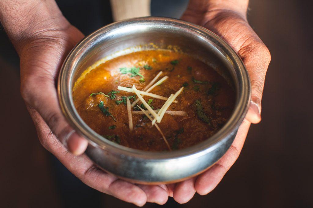 Indian curry, Dorset - Food photographer