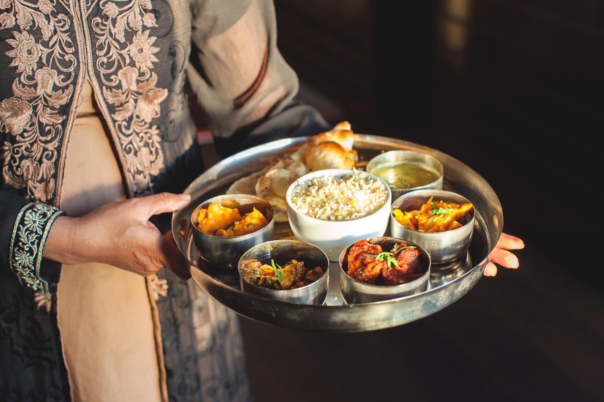 Indian food, Dorset - Food photographer