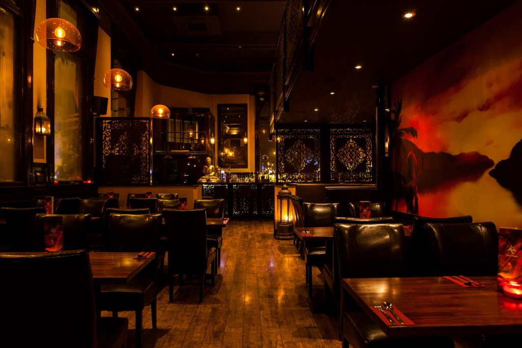 Koh Thai, Dorset- Interior photographer