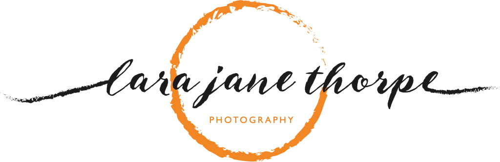 Lara Jane Thorpe Photography logo