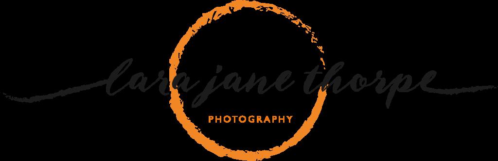 Lara Jane Thorpe Photography logo