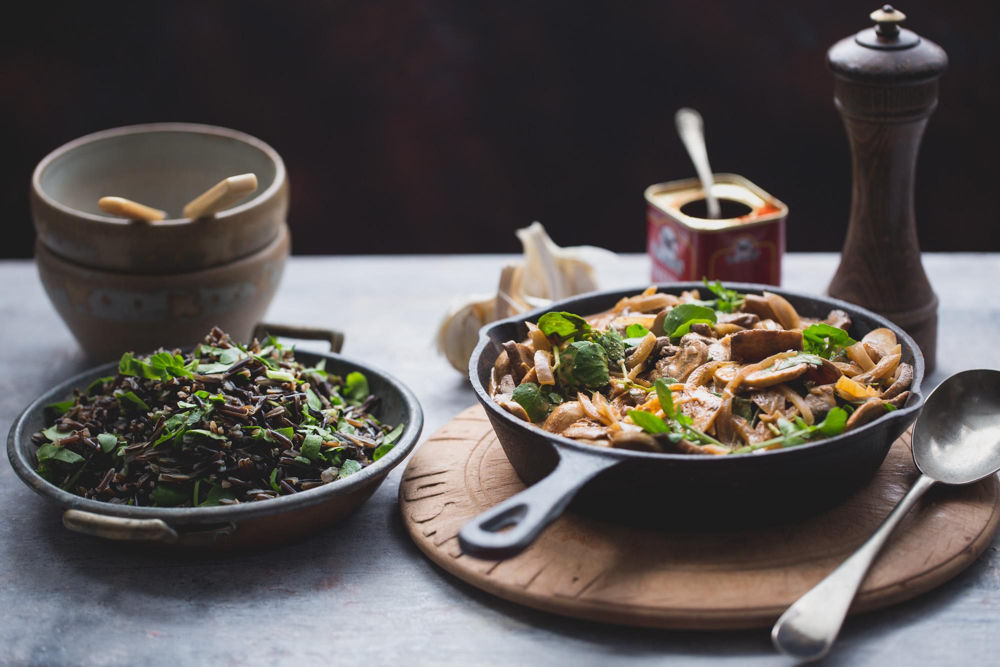 Supper, Dorset - Food photographer