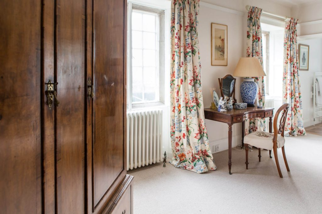 bedroom Dorset- Interior photographer