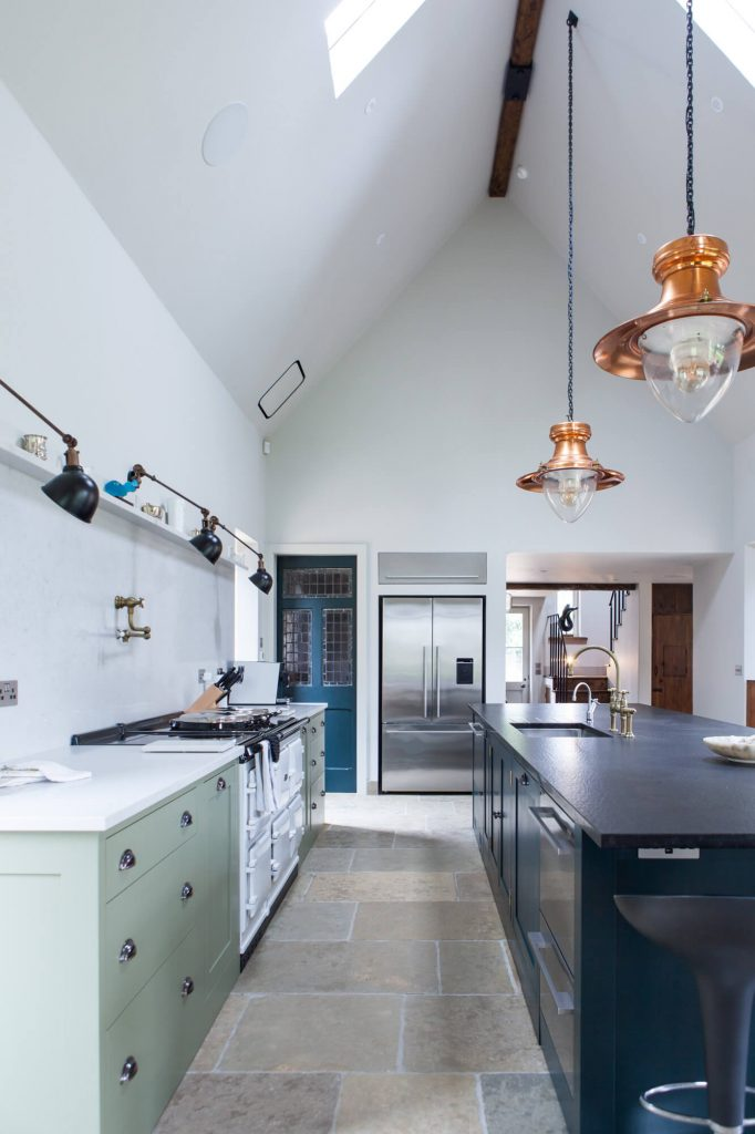 kitchen Dorset- Interior photographer