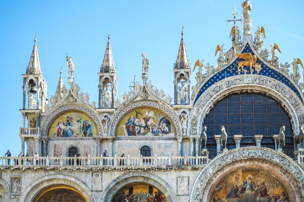 Basilica, Venice - Travel photographer