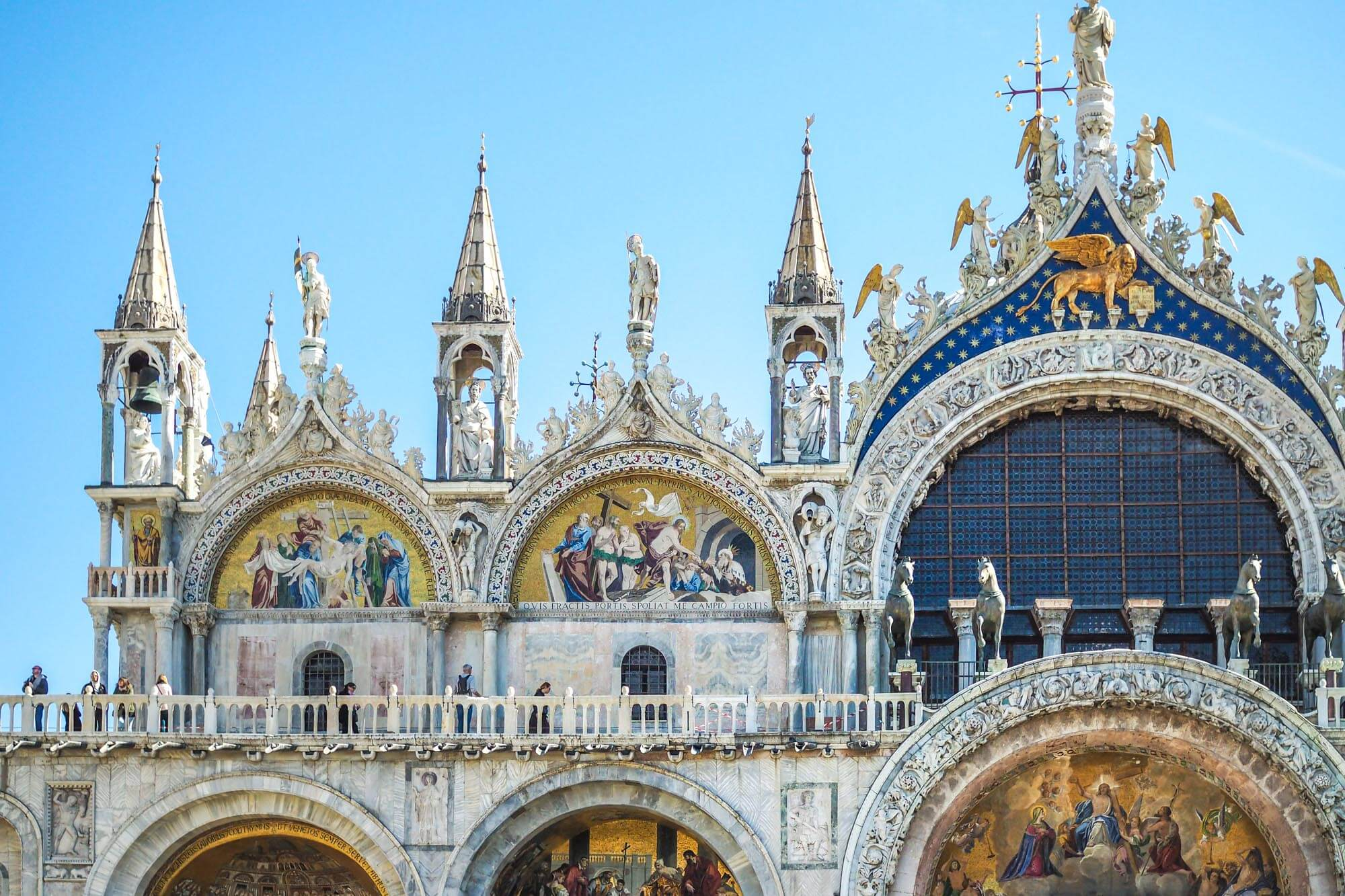 Basilica, Venice - Travel photographer