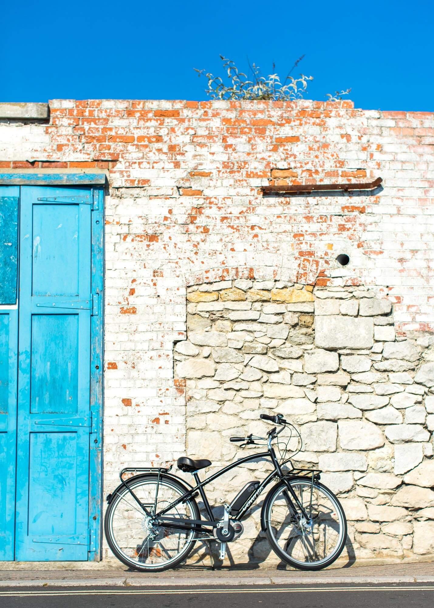 Bike, Dorset- Lifestyle photographer