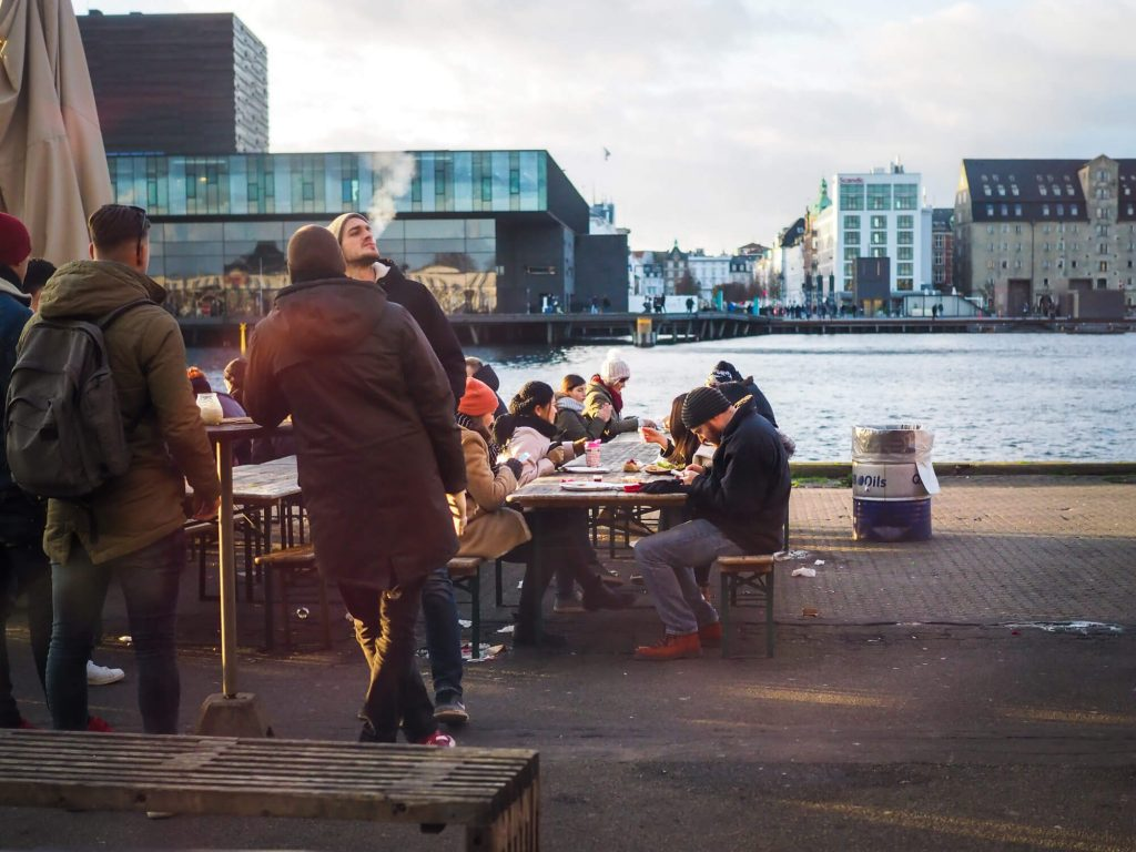 Copenhagen dock- Travel photographer