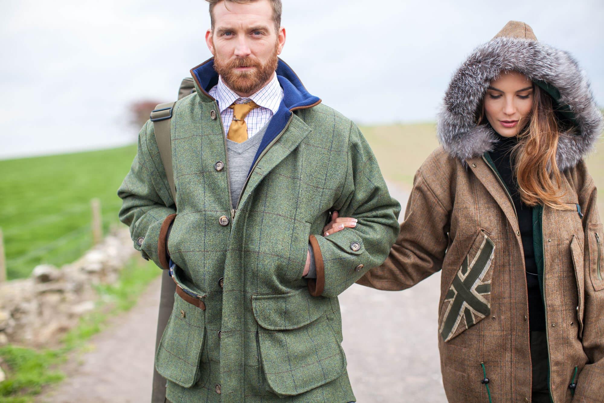 Country Fashion, Dorset- Fashion photographer