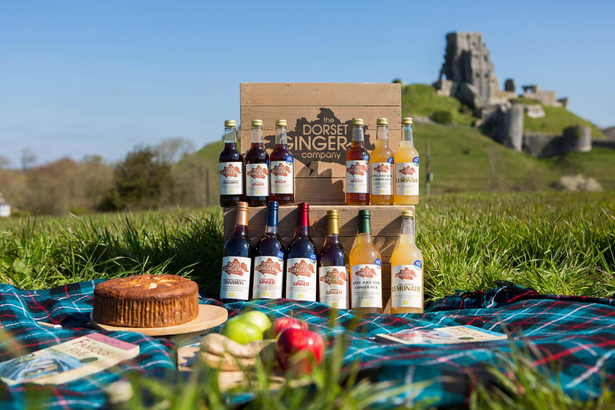 Dorset Ginger- Food _ drink photographer