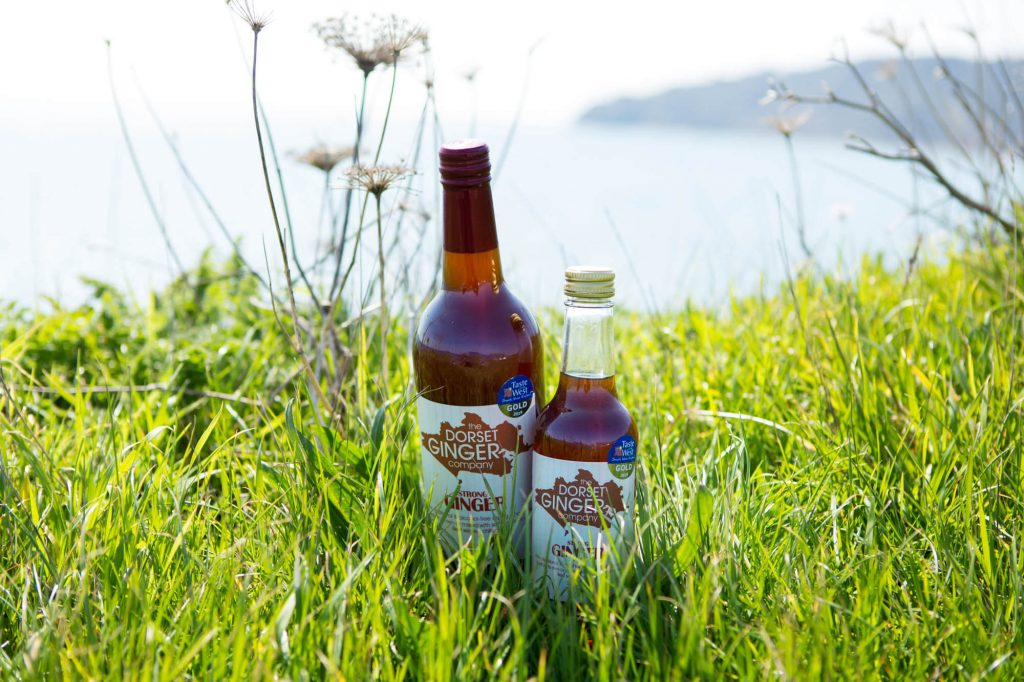 Dorset Ginger bottle- Food _ drink photographer