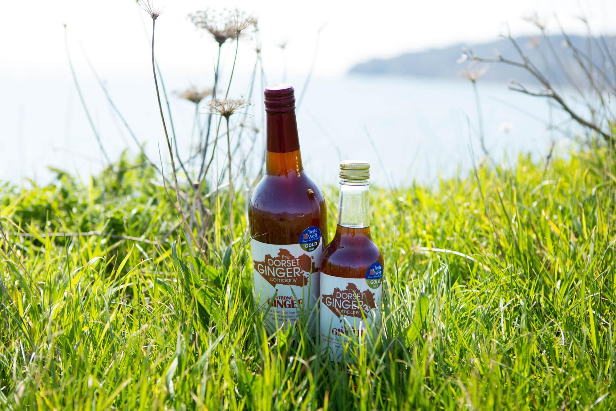 Dorset Ginger bottle- Food _ drink photographer