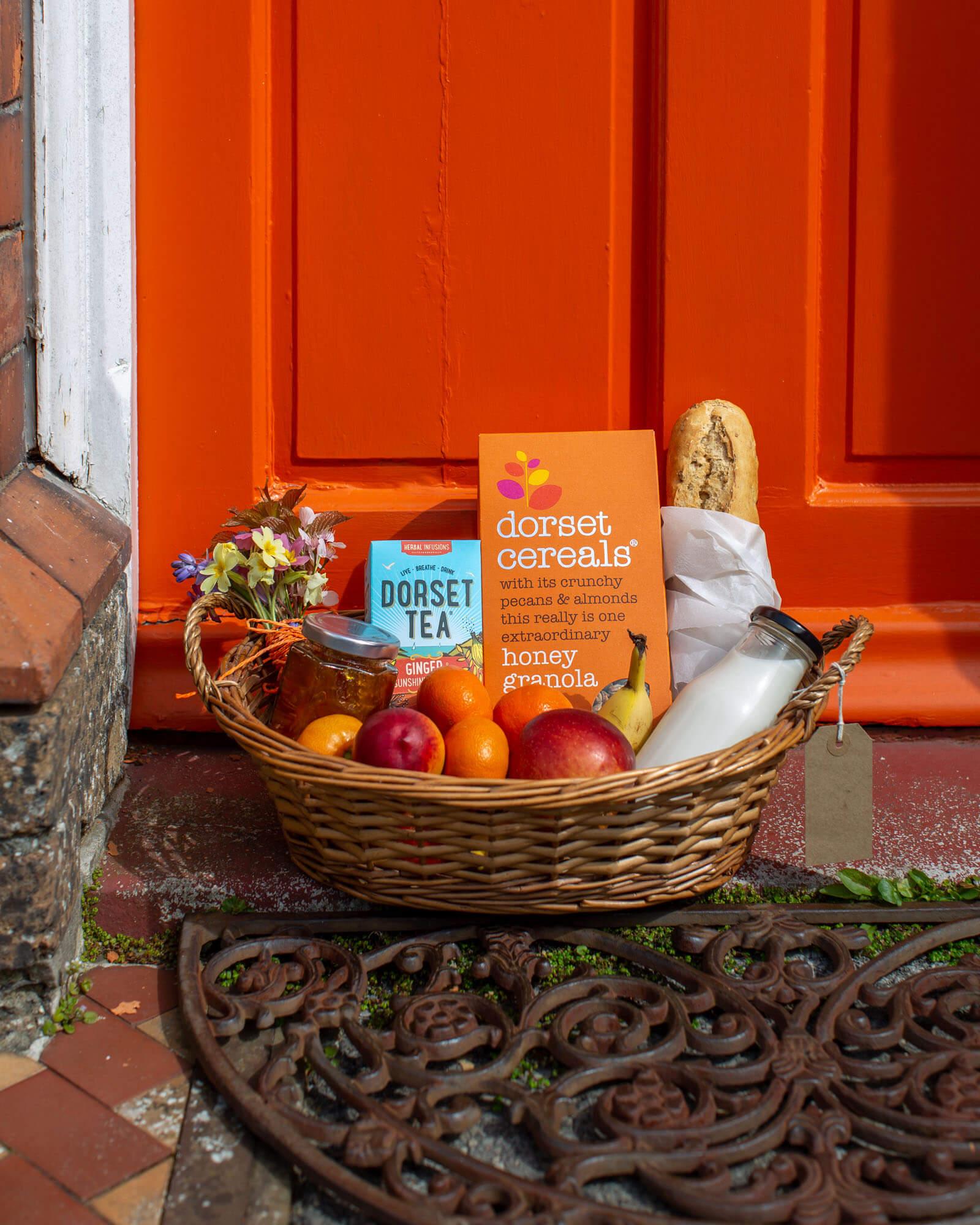 Dorset Tea Dorset cereals- product photography-Lara Jane Thorpe