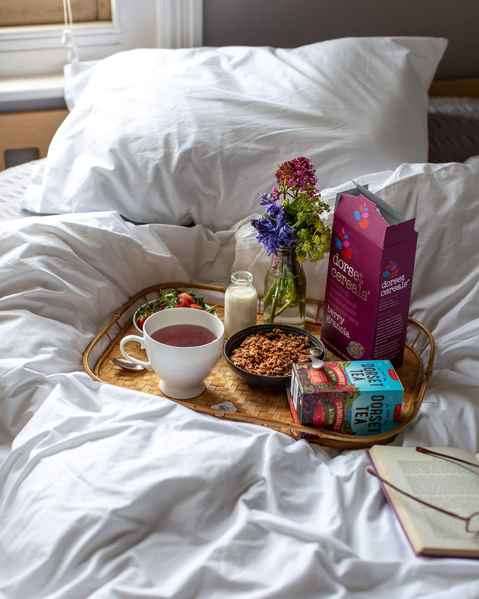 Dorset Tea- Food photography-Lara Jane Thorpe