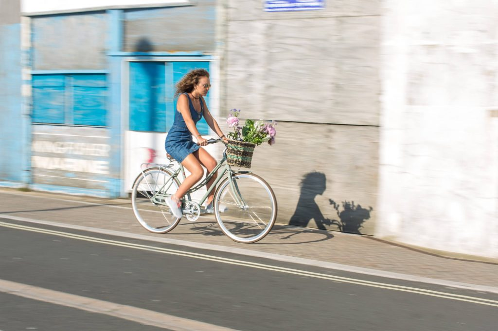 Electra Bike, Dorset- Lifestyle photographer