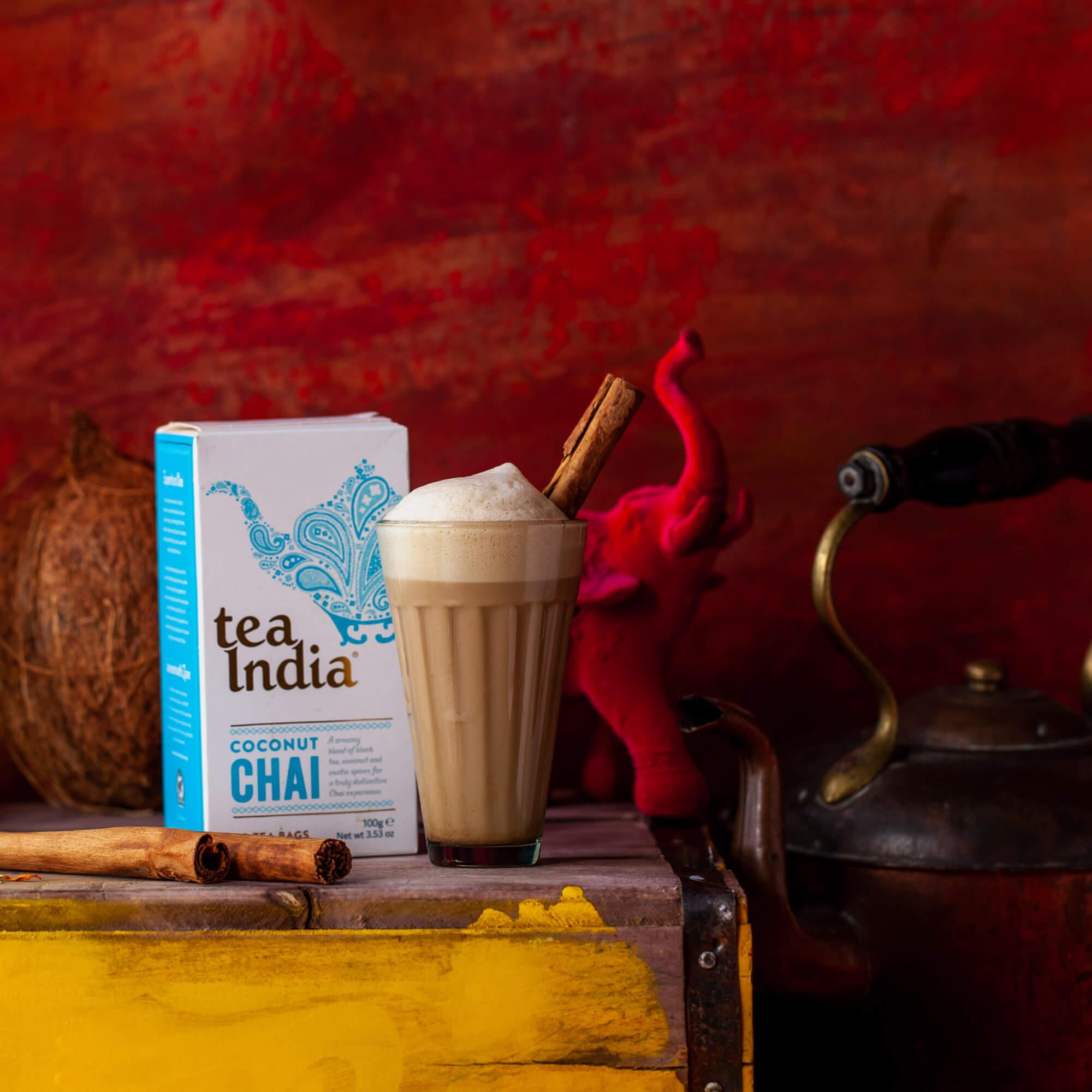 Food photography- tea Indai- dorset -Lara Jane Thorpe