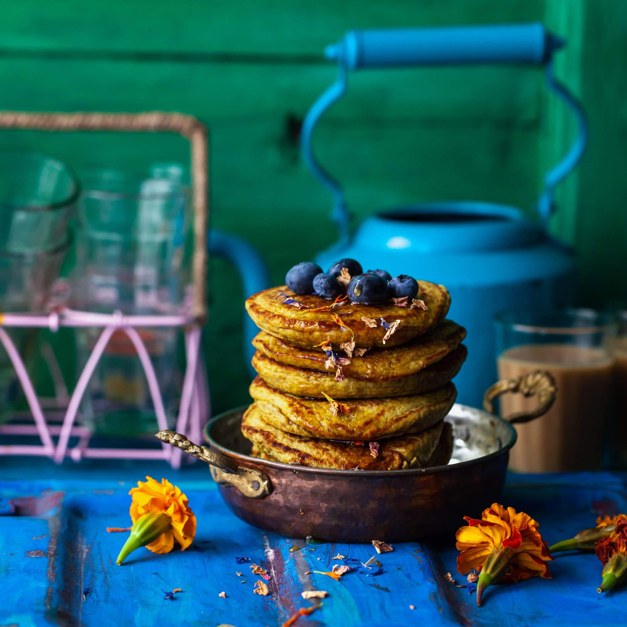 Food photography- tea India- dorset