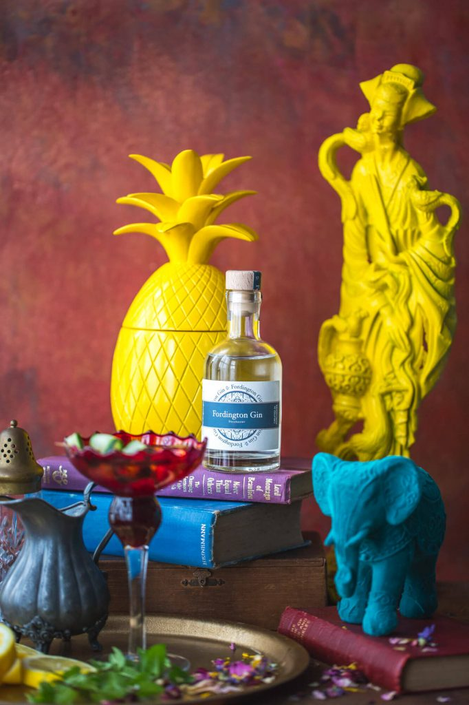 Gin Dorset- Product photographer