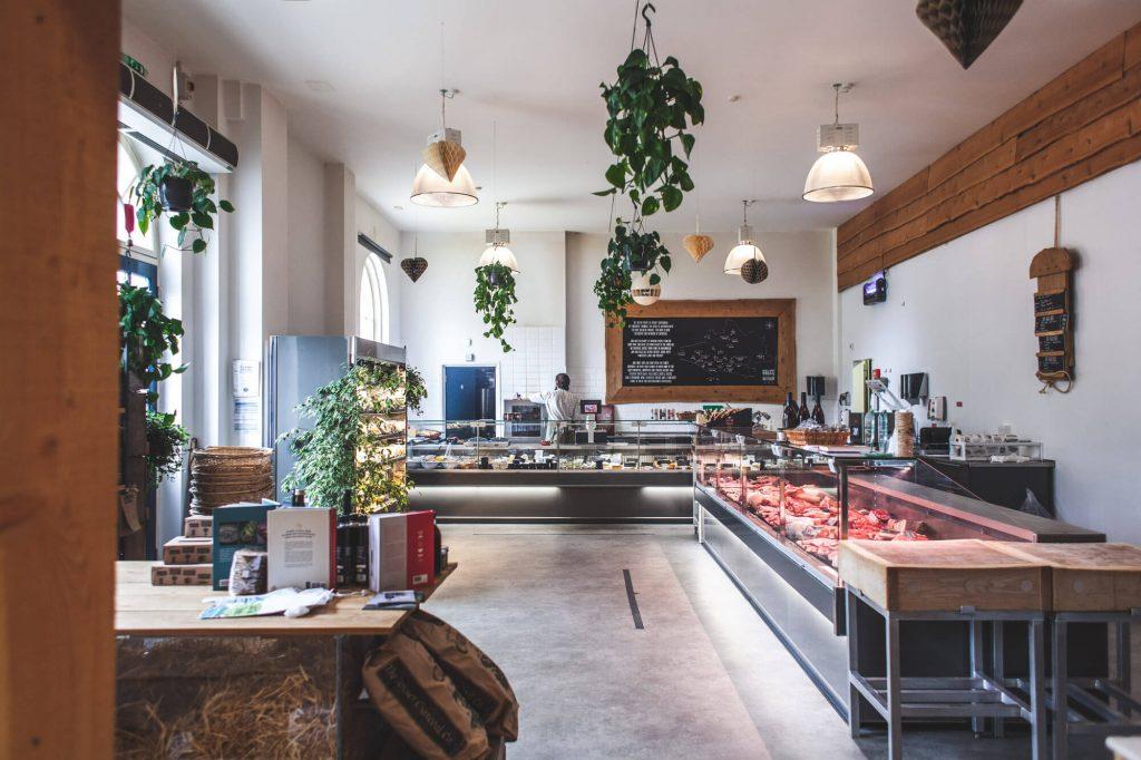 Interiors Photography Dorset-Lara Jane Thorpe- brace of butchers