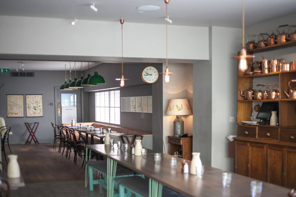 Interiors Photography Dorset-Lara Jane Thorpe- copper restaurant