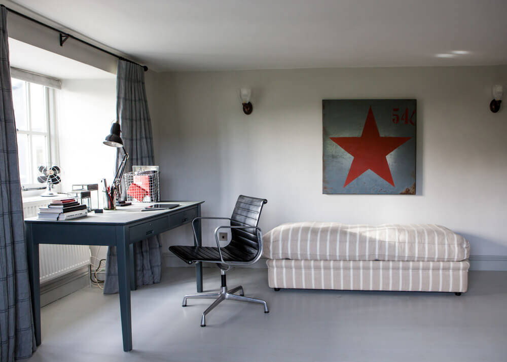 Interiors Photography Dorset-Lara Jane Thorpe- home office