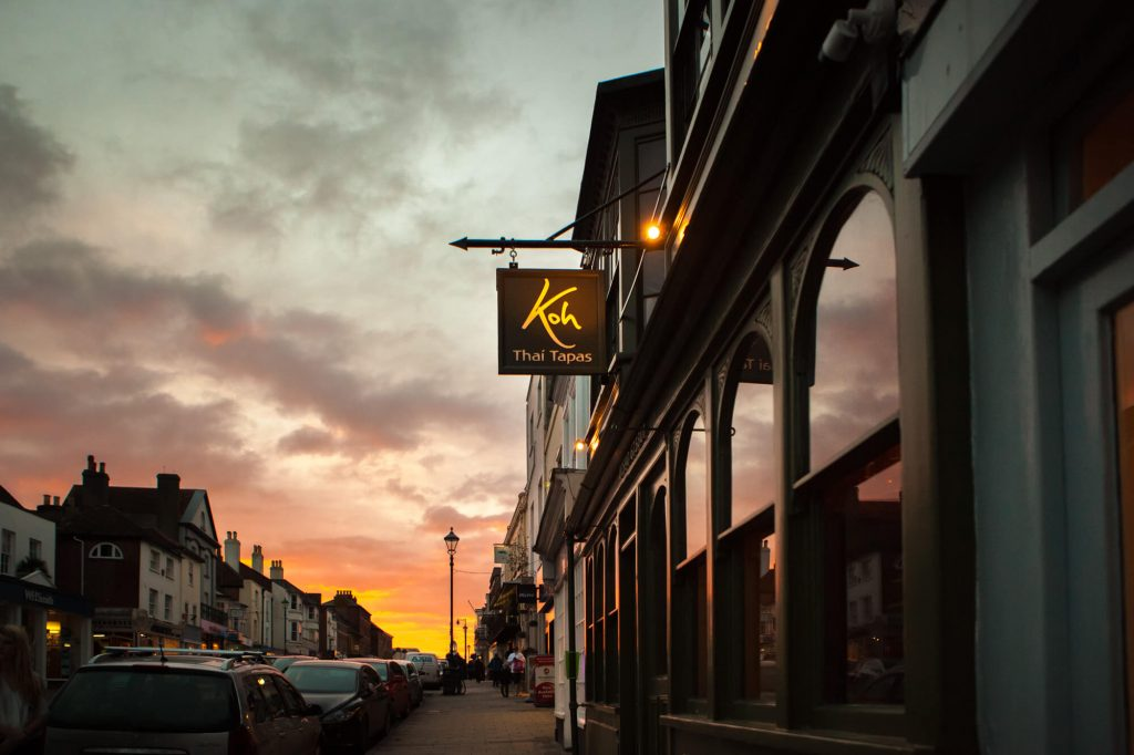 Koh Thai, Dorset- Lifestyle photographer