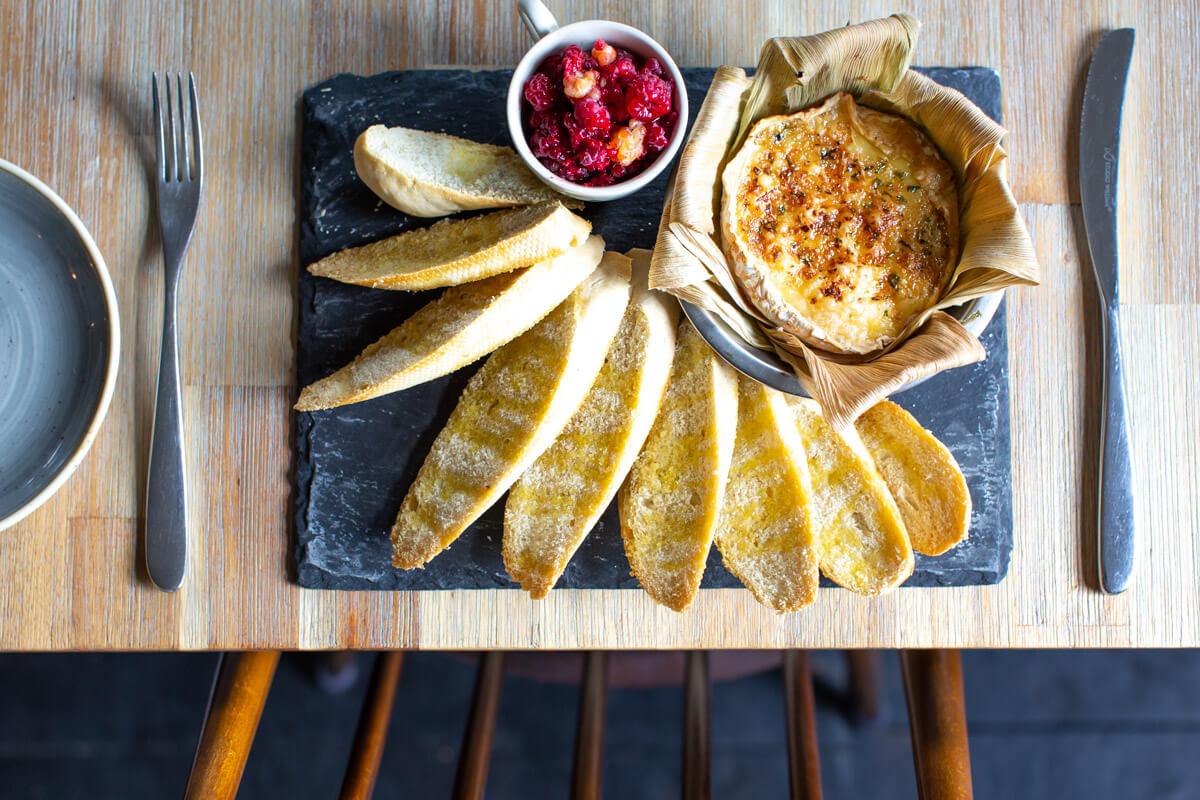LaFosse - restaurant food photographer Dorset