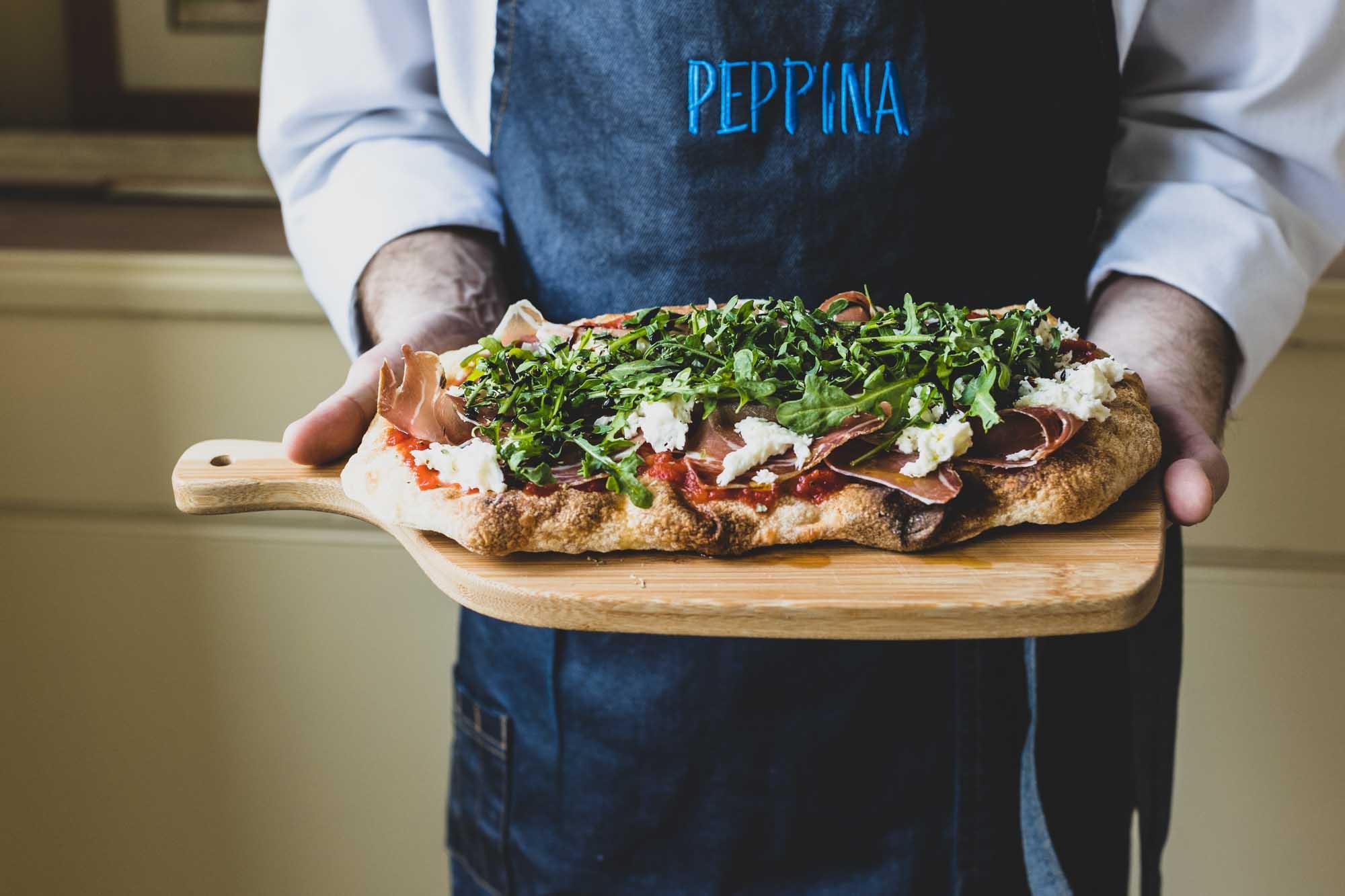 Lara Jane Thorpe-Peppina Italian baker- food photographer Dorset