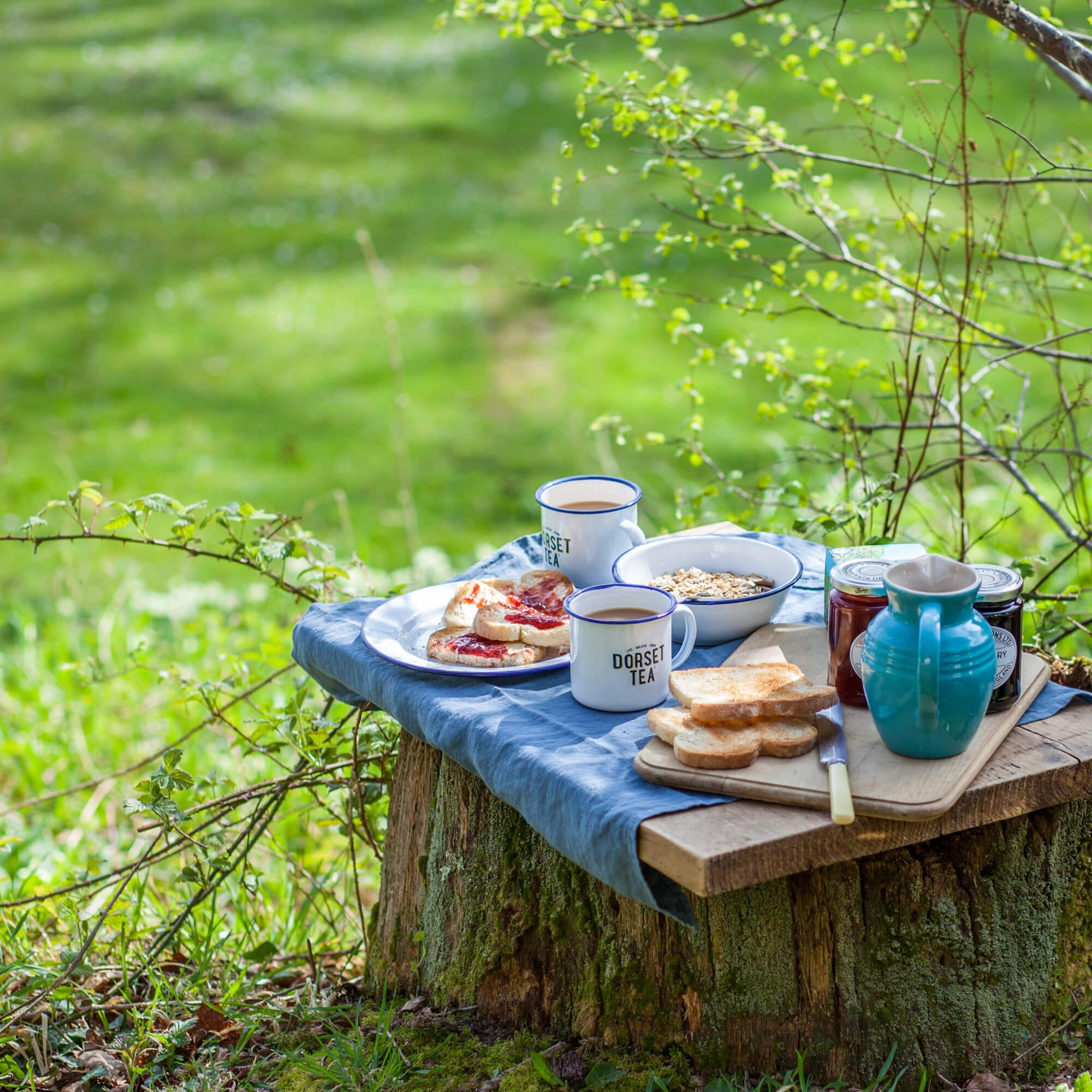 Lara Jane thorpe - commercial photography dorset -Dorset Tea