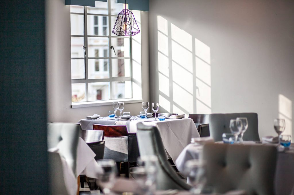 Lara Jane thorpe - commercial photography Dorset -restaurant
