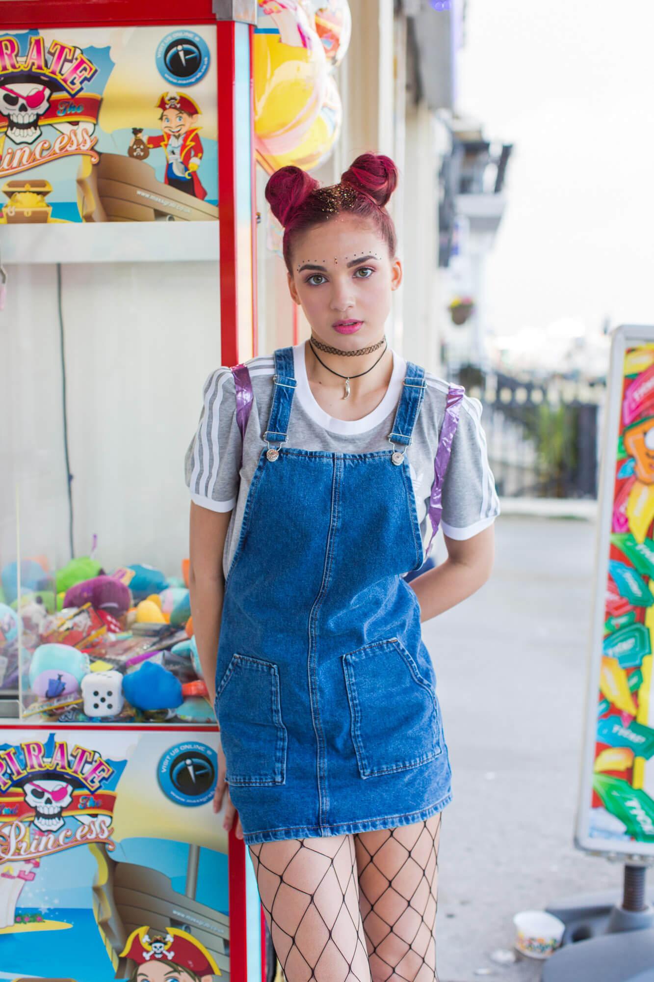 Lara Jane thorpe - portrait photography dorset -fashion model