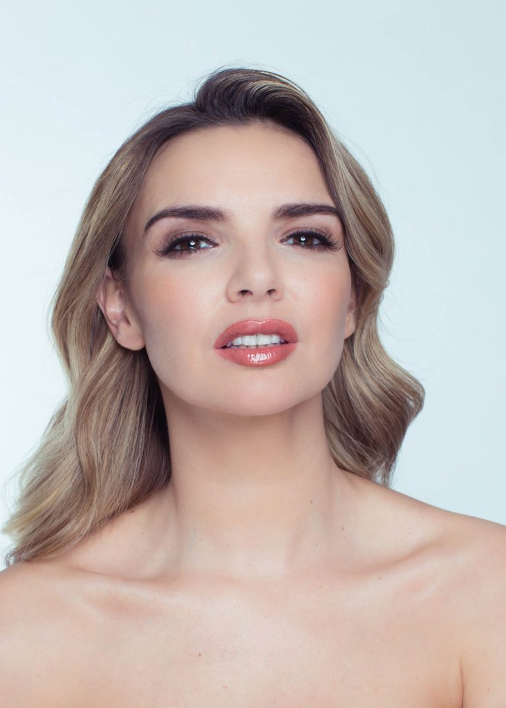 Nadine Coyle , Beauty photographer