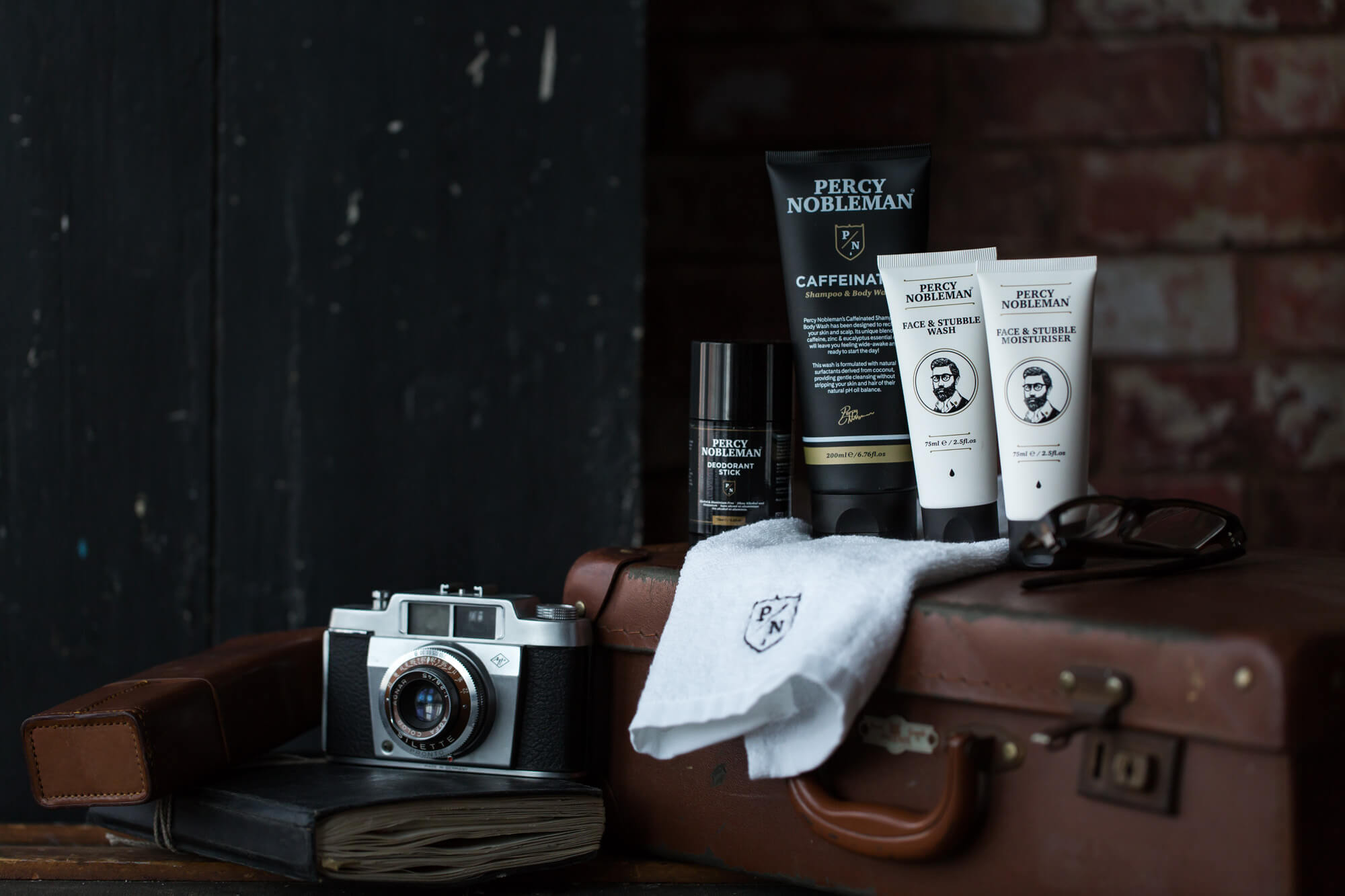 Percy Nobleman set , Dorset- Product photographer