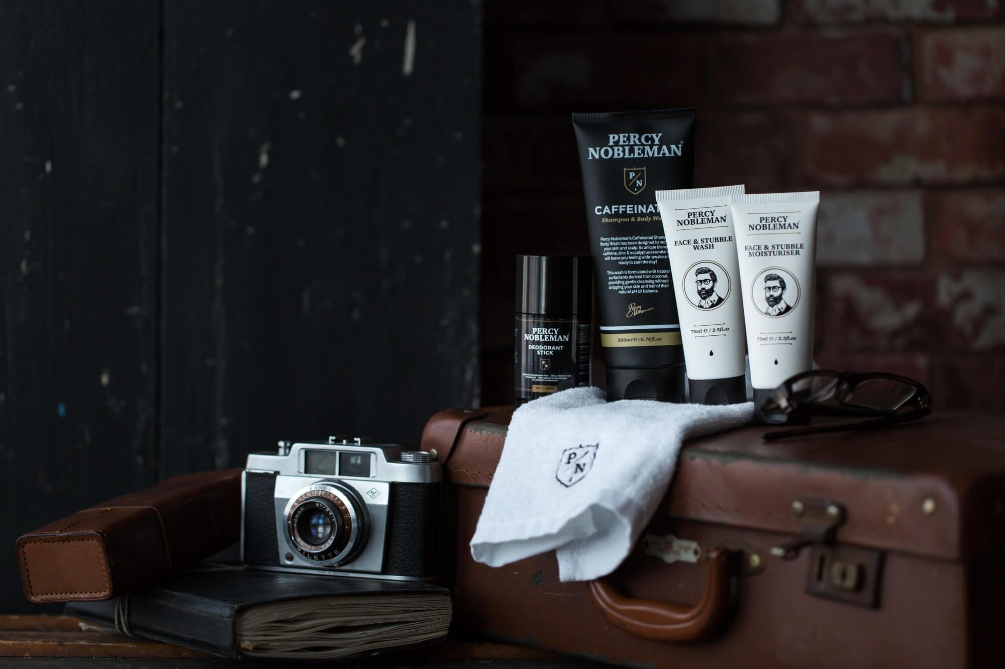 Percy Nobleman set , Dorset- Product photographer