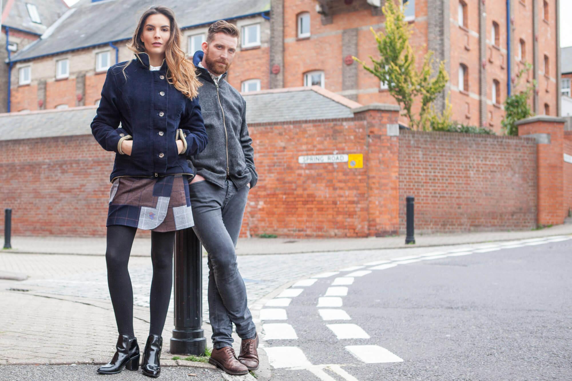 Street fashion, Dorset- Fashion photographer