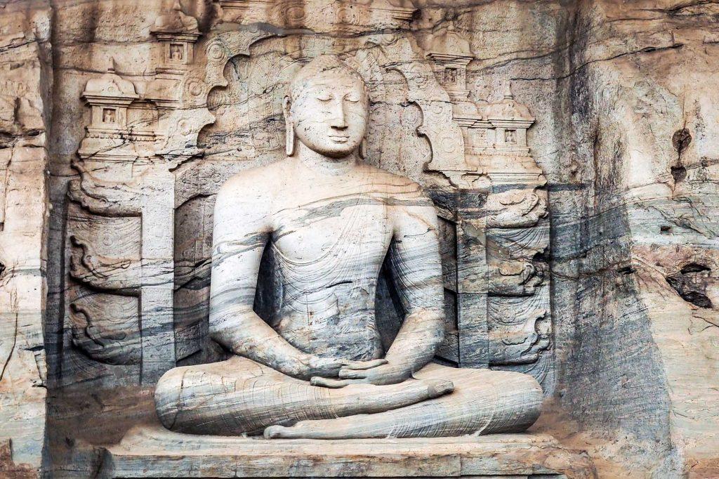Sri-lanka - Buddha- Travel Photography