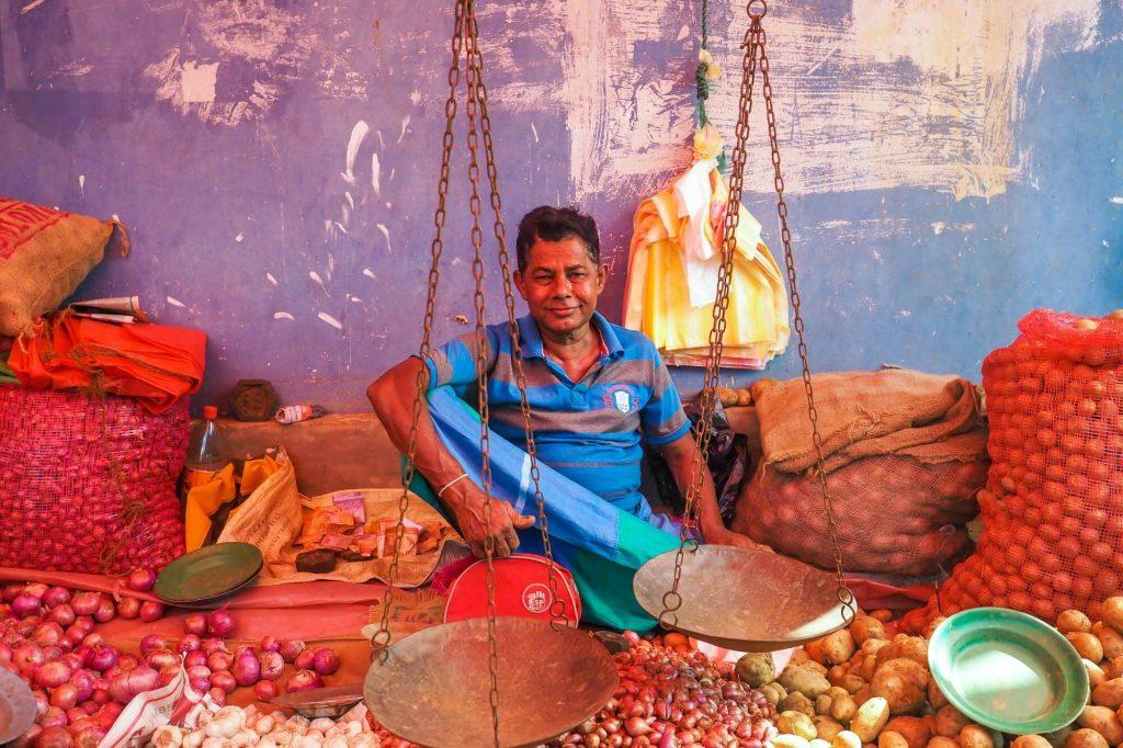 Vegetable Market, Sri Lanka - Travel photographer