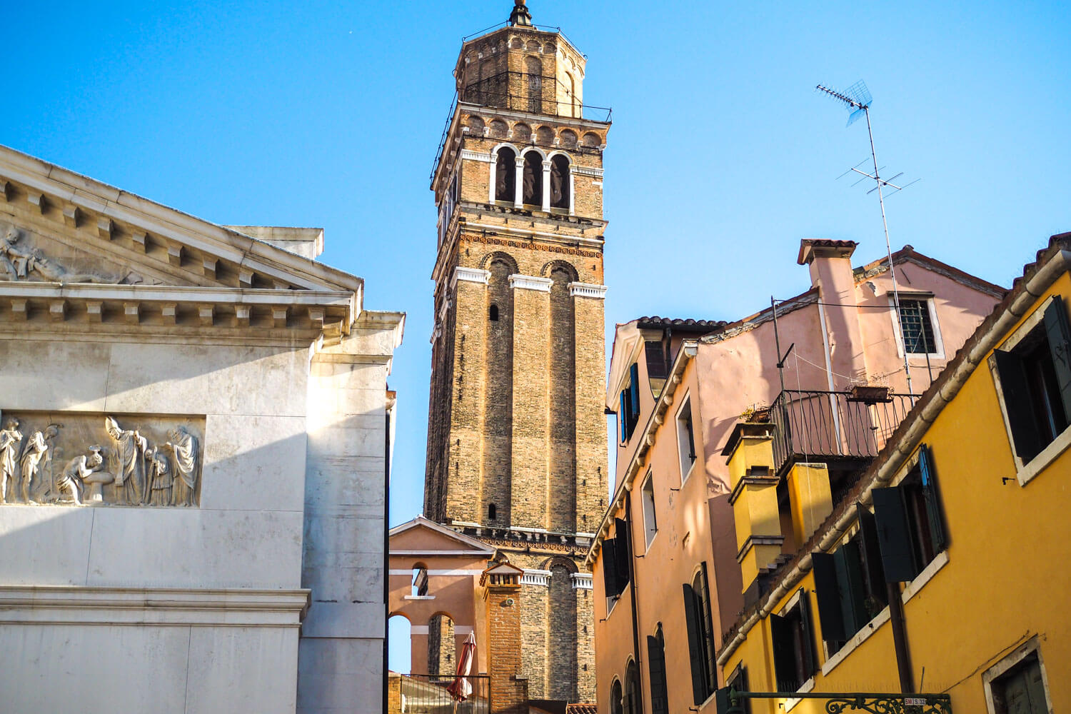 Venice, Tower, travel photography