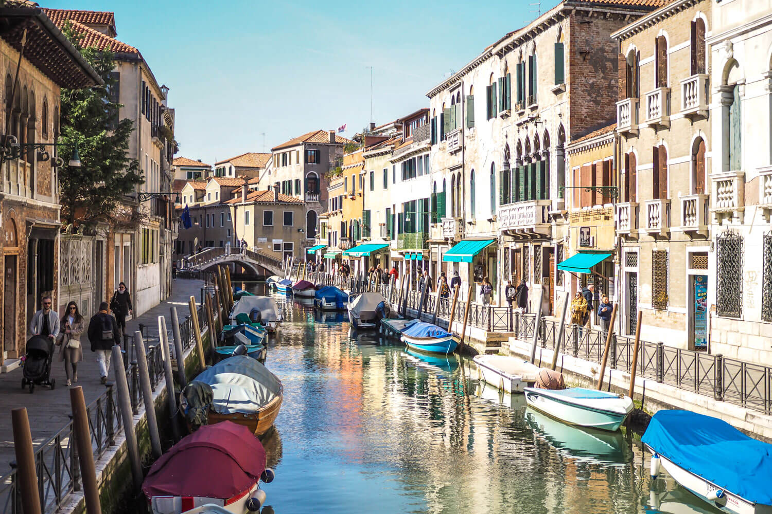 Venice,canal, travel photography