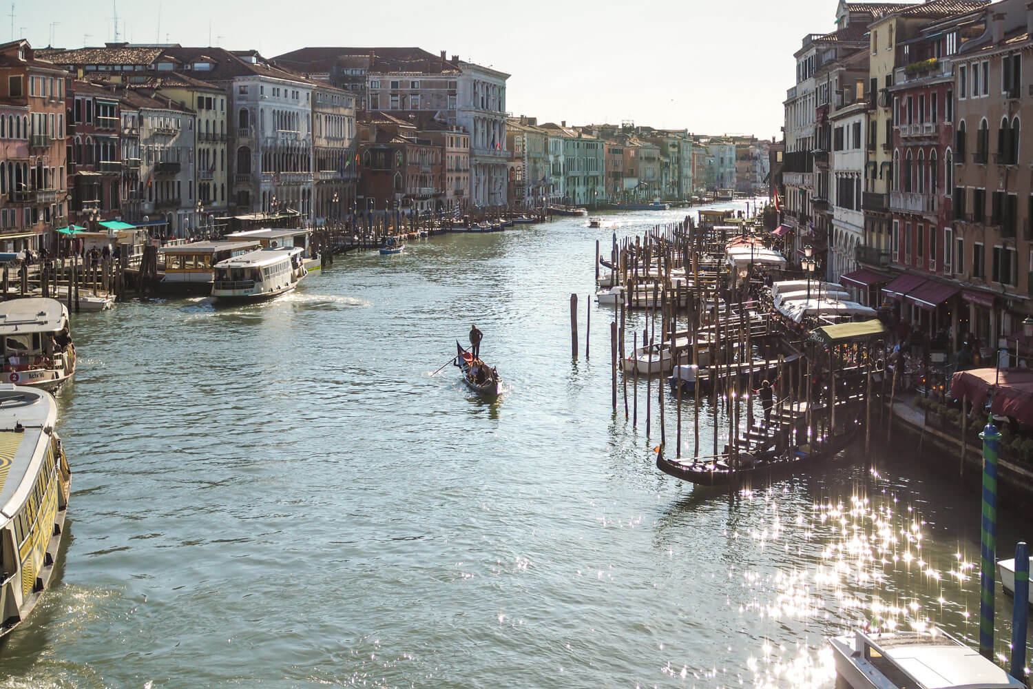 Venice,causeway, travel photography