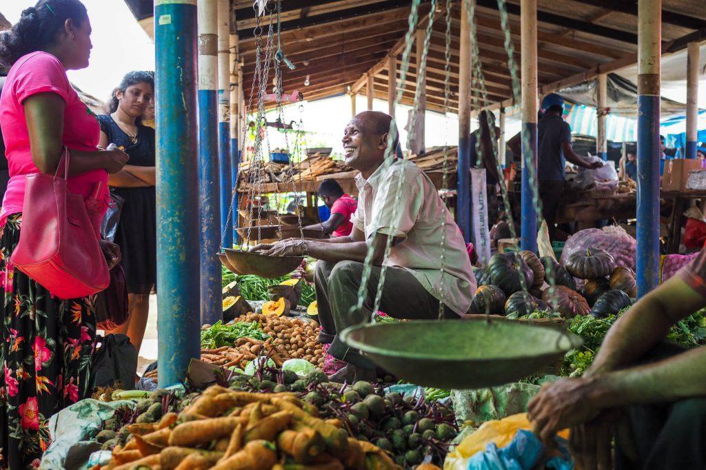 food Market, Sri Lanka - Travel photographer