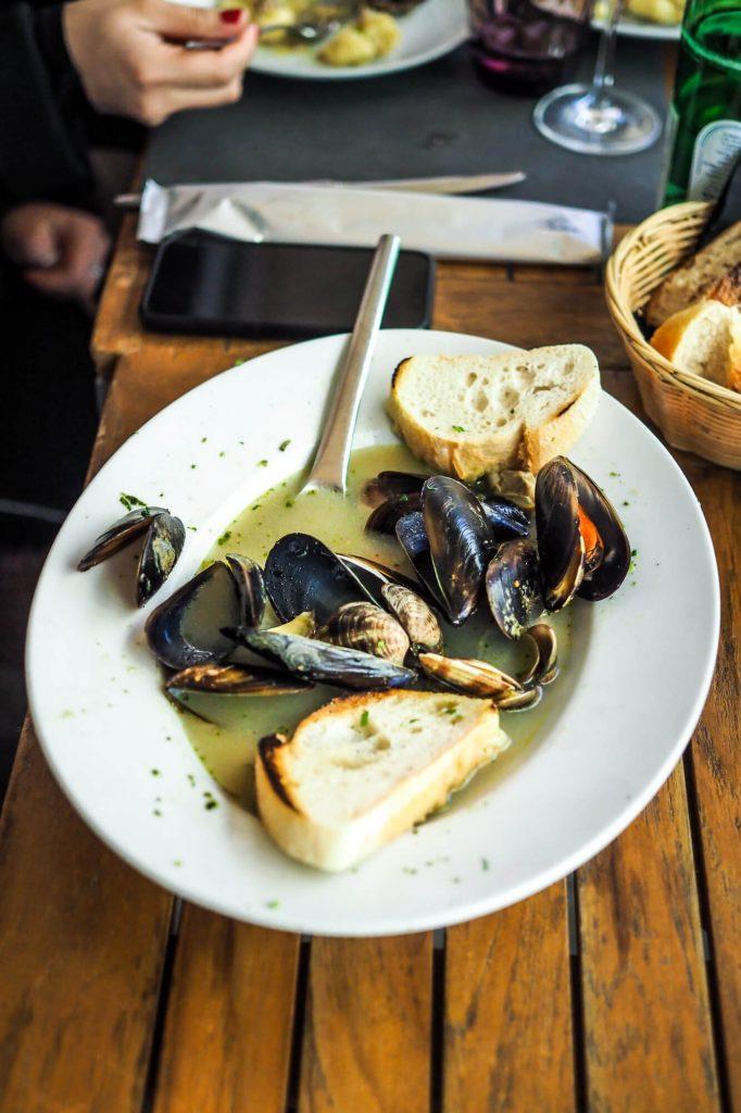 shellfish stew, Venice - Travel photographer